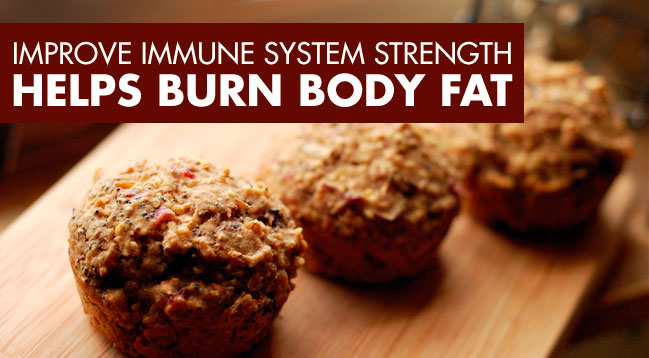 Improve Immune System with Flaxseed Cookies